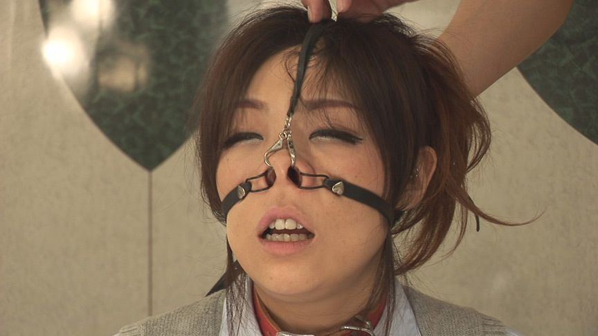 熟女鼻飼育